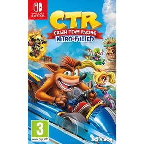 Jeu SWITCH Crash Team Racing