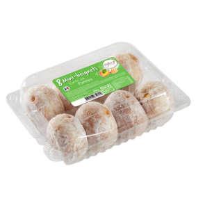 Mini beignets aux pommes - x8