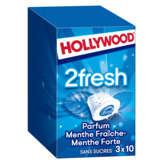 Hollywood Chewing-gum - Parfums Menthe Fraiche / Menthe Fort... - 6