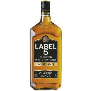 Whisky - Blended scotch whisky - Alc. 40% vol.