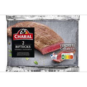 Bifteck de bœuf - x2