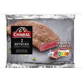 Charal Bifteck De Bœuf - X2 - De 266g À 294g