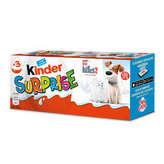 Kinder Kinder Surprise - Œuf Chocolat - Comme Des Bêtes - X3