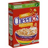 Nestlé Nestle Cheerios - Céréales - 4 Céréales Et Miel