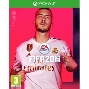 Jeu XBOX One FIFA 20