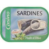 Sardines a l'ancienne 2x135g
