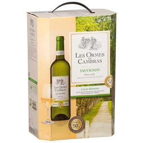 Sauvignon - Vin blanc pays d'oc - Igp
