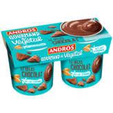 Andros Gourmand & Végétal - Dessert - Le Délice Chocolat - A... - 2x120g