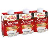 Président Secret De Crème - Crème Fraîche Semi-épaisse - 3