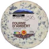 Fourme d'Ambert - Aop 250g CASINO CA VIENT D'ICI