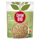 Céréal Bio Plat Cuisiné - Le Mélange Du Levant - Riz Soja Et... - 2