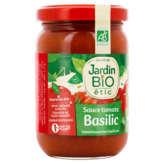 Jardin Bio Sauce Tomate - Basilic - Biologique - 200g