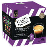 Carte Noire Espresso Intense - Café En Capsules - Intensité ... - 128g