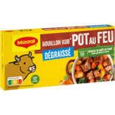 Maggi MAGGI Bouillon Kub deshydraté - Saveur Pot au Feu - Dégraiss... - x12