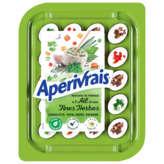 Apérivrais APERIVRAIS Mes fines herbes - Bouchées de fromage - Ail et f... - 100g