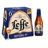 Leffe Rituel - Bière Belge - Alc 9%vol - 6
