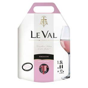 Le Val - Grenache - Vin rosé