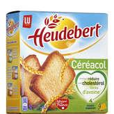 Lu Heudebert Céréacol Aux Fibres D'avoine 280g