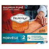 Delpeyrat Le Saumon - Norvège - Tranche De Saumon Fumé Extra... - X