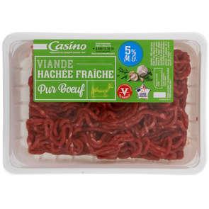 Viande hachée fraîche pur bœuf - 5% mg