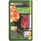 CASINO Coppa - 10 tranches 100g