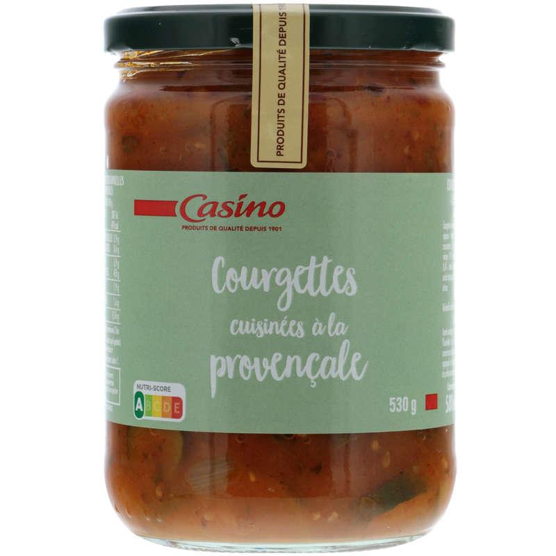 Courgette cuisinée - 530 g