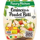 Fleury Michon Emincés De Poulet - 2x75g