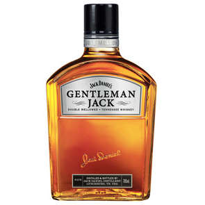 Gentleman Jack - Whisky - Double mellowed Tennessee whiskey - Alc. 40% vol.
