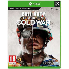 Jeu XBOX Series Call of Duty : Black Ops Cold War