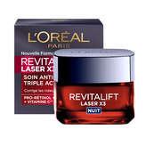 L'Oréal REVITALIFT Revitalift laser x3 - Crème de nuit - 50ml