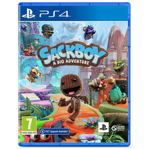 Jeu PS4 SackBoy A big adventure