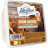 Crème glacée Rhum Raisins 450g