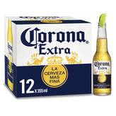 Corona Extra CORONA Extra - Bière blonde - Alc. 4,6 % vol. - 12x35,5cl