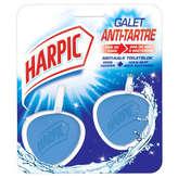 Harpic HARPIC Galet hygiène - Anti Tartre - x2