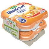 Blédina Bledina  - Assiette - Méli-mélo De Légumes Riz Et P...