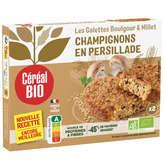 Céréal Bio Délicéréales - Galettes - Millet Et Boulghour Aux... - 200g