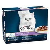 PURINA Gourmet - Perle - Les duos de la mer - Les