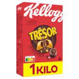 Kellogg's KELLOGG'S Trésor chocolat noisettes - 1kg