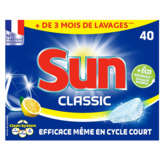 Sun Tablettes Citron - X40