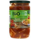 CASINO BIO Raviolis - Végétariens - Biologique 650