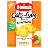 Bénénuts Apéro Cracks - Fins Et Croustillants - Crackers - B... - 90g