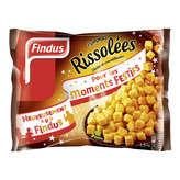 Findus Pommes Rissolées - Dorées Et Croustillantes - 1,5kg