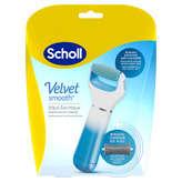 Scholl Velvet Smooth - Râpe Électrique Pour Pieds - X1