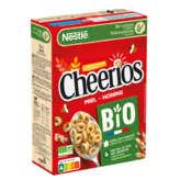 Nestlé Nestle Cheerios - Céréales - Au Miel - Biologique - 375g