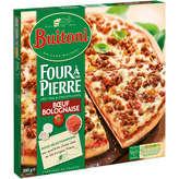 Buitoni BUITONI Four à pierre - Pizza recette bœuf bolognaise - 390g
