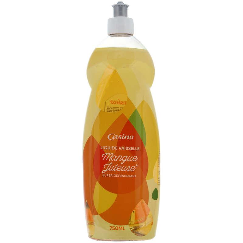 Liquide vaiselle - Parfum mangue juteuse