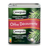 Cassegrain Haricots Verts - Extra Fins - 2
