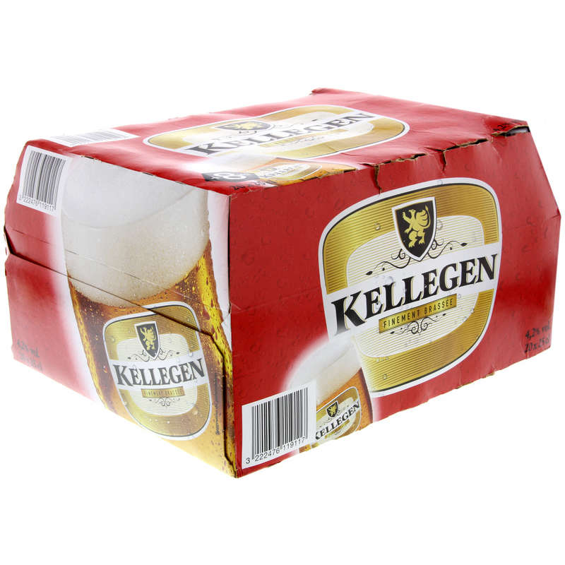 KELLEGEN Bière alcool 4,2% vol