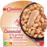 Canard Casino Cassoulet À La Graisse De  - 3