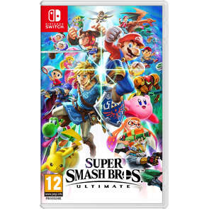Jeu SWITCH Super Smash bros ultimate